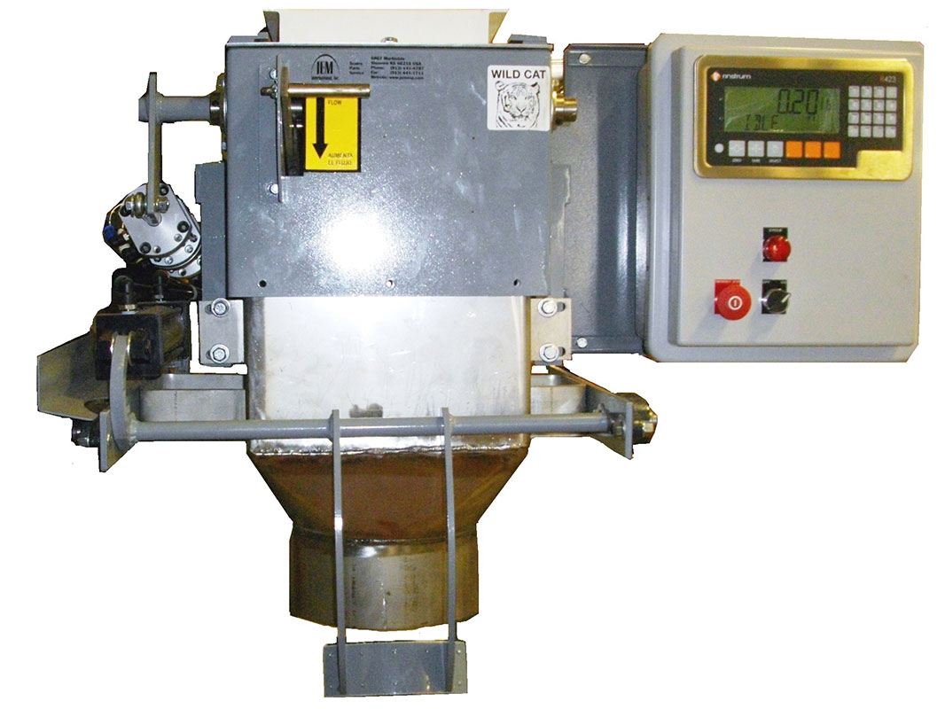 Jem bagging scales gross weigh digital bag filling scale - Open e scales ...